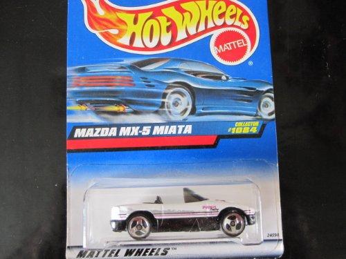 Hot Wheels #1084 Mazda MX-5 Miata ()