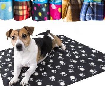 Manta para perro o gato, manta de forro polar para cubrir ...