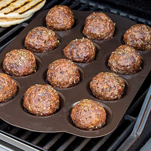 Nordic Ware 365 Indoor/Outdoor Meatball Griller