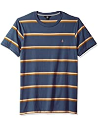 Men's Sheldon Short Sleeve Knit Crew Shirt
