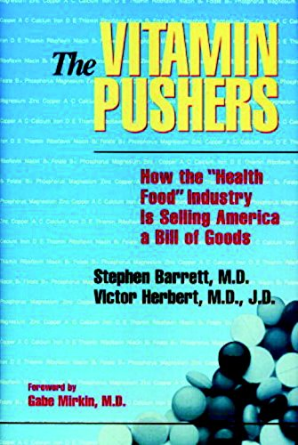 The Vitamin Pushers (Consumer Health - Mall Stores Fox Hills