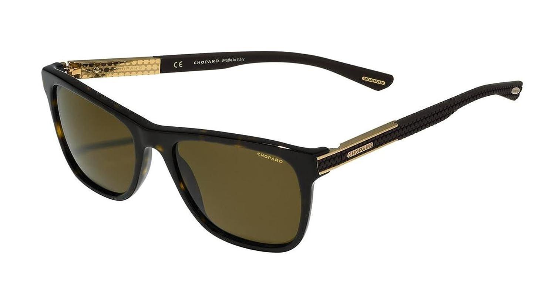 Sunglasses Chopard SCH 218 Shiny Dark Havana 722P