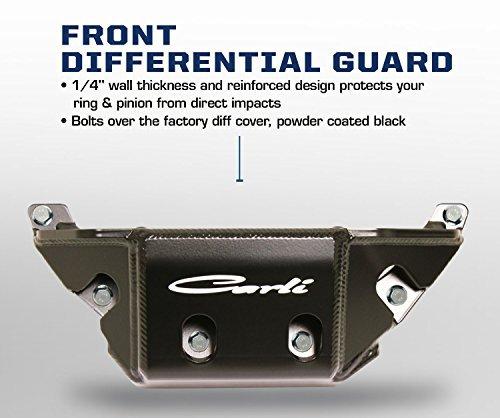 Carli Suspension 2014+ Dodge Ram Front Differential Guard
