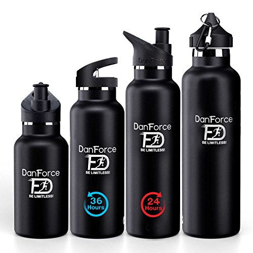 sports bottle stainless - 1