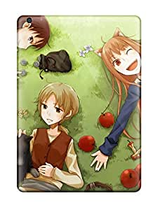 1220487K65034523 Quality Case Cover With Spice And Wolf Nice Appearance Compatible With Ipad Air