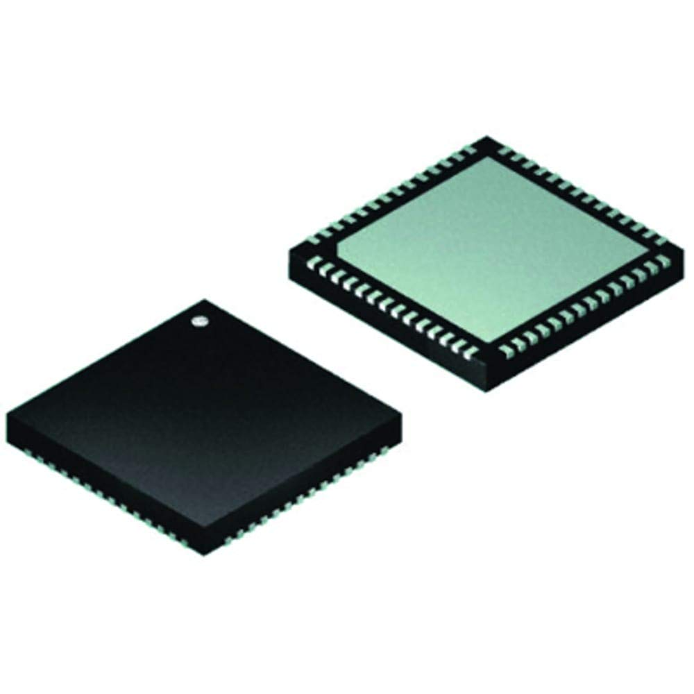 Microchip PIC18F4620-E/ML; 8bit PIC Microcontroller; 40MHz; 64 kB Flash; 44-Pin QFN, Pack of 5
