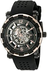 Stuhrling Original Men's 'Legacy' Automatic Stainless Steel Casual Watch (Model: 913.02)