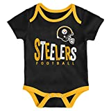 NFL by Outerstuff NFL Pittsburgh Steelers Newborn