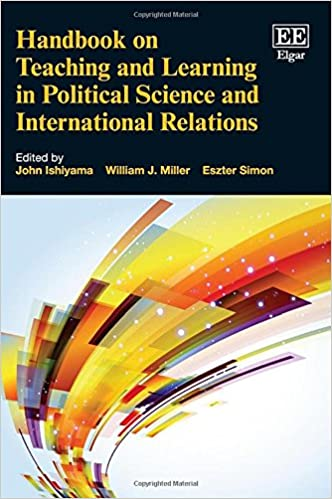 Handbook on Teaching and Learning in Political Science and International Relations (Elgar Original Reference)