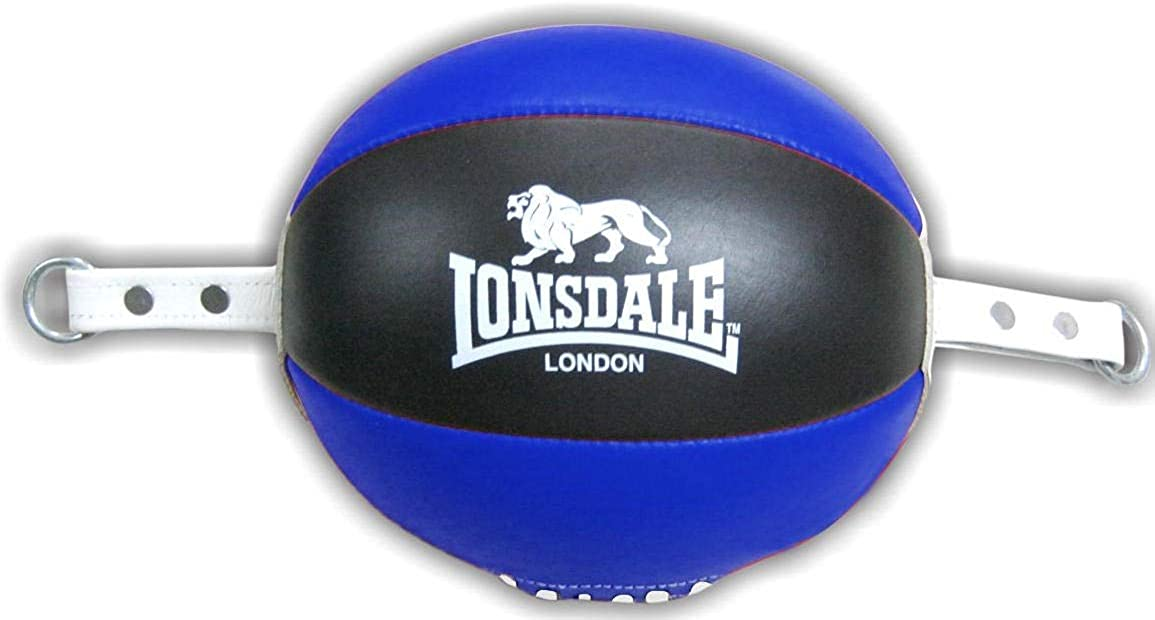 Lonsdale Mens L60 Leather Reaction Ball Bags