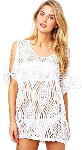 Amourri Swimsuit Cover Up Chiffon Beachwear
