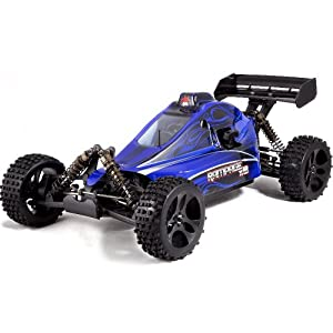 Redcat Racing Rampage XB Gas Buggy, Blue, 1/5 Scale