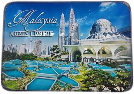 Weekinglo Souvenir Kuala Lumpur Malasia Nevera Imán de Nevera ...