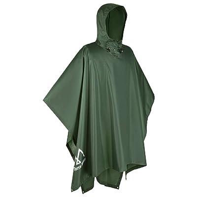 Terra Hiker Waterproof Rain Poncho
