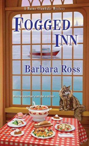 book cover of Fogged Inn