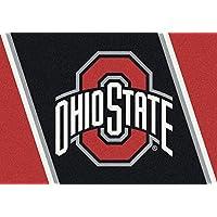 Ohio State Buckeyes NCAA College Team Spirit Team Area Rugs