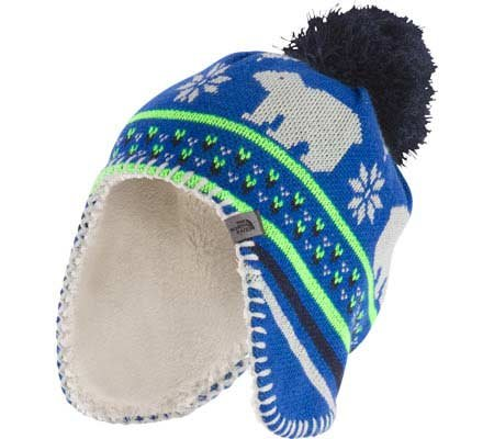Amazon.com  The North Face Infants Toddlers Faroe Beanie cb7cef2089f