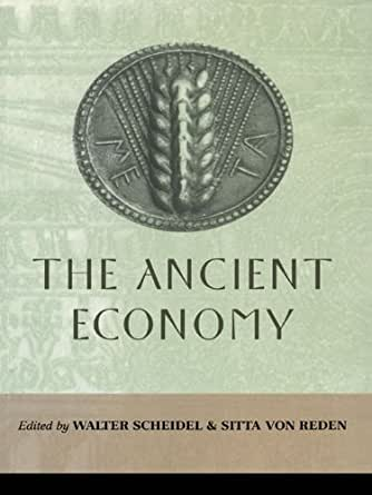 walter scheidel essay Walter scheidel, stanford university: the current essay is an introduction to a proposed volume that explores as many aspects as possible towards open access in ancient studies: the.