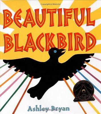 Beautiful Blackbird Coretta Scott King Illustrator Award Winner