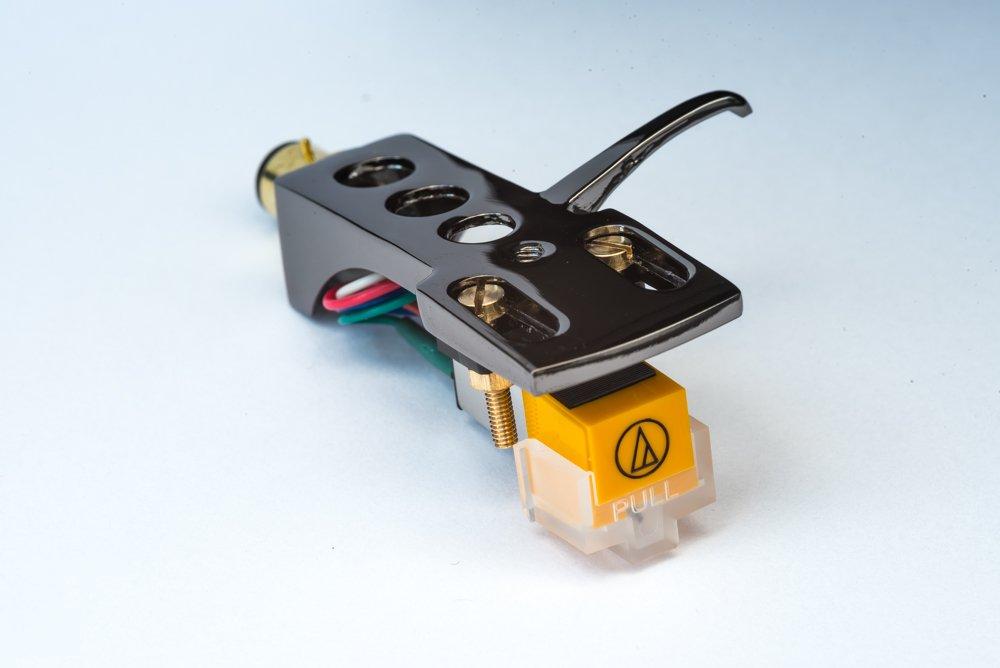 Titanium plated Headshell, cartridge, needle for AKAI AP-D33, AP-001C, AP-206C, AP-Q70, AP-207, AP-Q60, AP-002, AP-207, AP-100/C, AP-004, AP-D40, AP-004X, AP-003, AP-206, - MADE IN ENGLAND AudioOrigin YP211