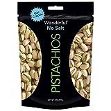 WonderfulNo Salt Pistachios 8 oz. Bag - 2 Pack