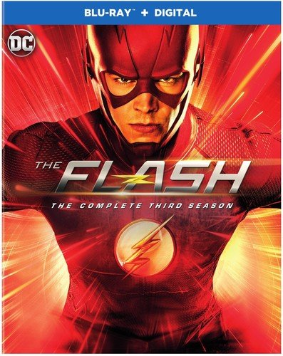 The Flash  The Complete Third Season  Blu Ray