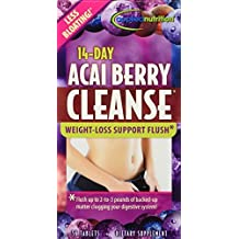 Applied Nutrition - 14-Day Acai Berry Cleanse - 56 Tablets by Applied Nutrition