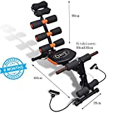 Ozoy Six Pack Abs Exerciser Machine for Exercise and Fitness Without Cycle for Home and Gym (Six Pack Machine)