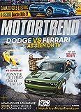 Motor Trend: more info