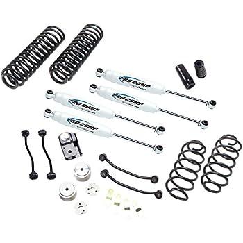 """Pro Comp K3089B 4"""" Lift Kit with Coil and ES9000 Shocks for Jeep JK 2-Door/4-Door '07-'10"""