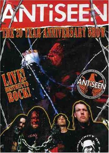 ANTiSEEN - 20th Anniversary Show (DVD)