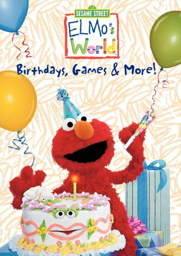 Elmo's World: Birthdays, Games &...
