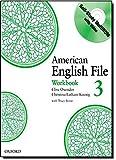 American English File 3 Workbook: with Multi-ROM