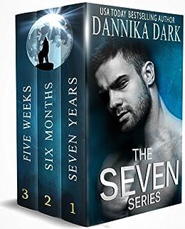 The Seven Series Boxed Set (Books 1-3) by [Dark, Dannika]