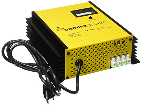 Samlex America Solar SEC-1215UL SEC-UL Series 12V Battery - Stores Mall Americas Of The