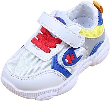 Berimaterry Zapatillas de Deporte Unisex bebé Zapatillas de ...