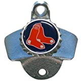 MLB Boston Red Sox Wall Bottle Opener
