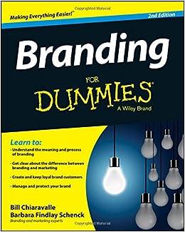 'ONLINE' Branding For Dummies. nagging taste website Rhode memoria