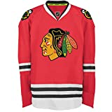 Chicago Blackhawks Reebok Edge Authentic Home NHL Hockey Jersey Size 56