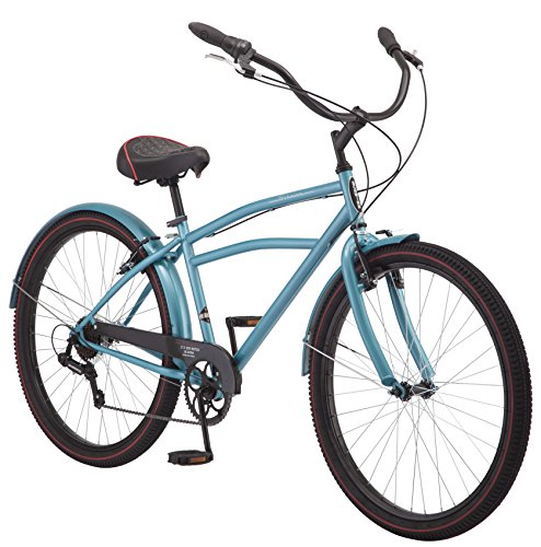 Schwinn Costin Men's 7-Speed Cruiser Bike, 27.5-Inch Wheels