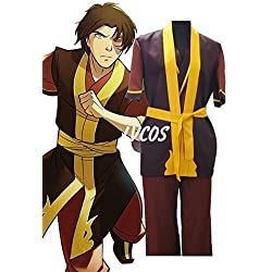 Avatar The Last Airbender ZUKO Cosplay Costume