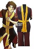 Avatar The Last Airbender ZUKO Cosplay Costume