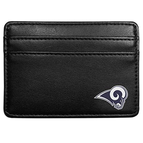 Siskiyou NFL St. Louis Rams Weekend Wallet, Black