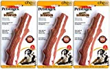 (3 Pack) Petstages Dogwood Natural Wood Flavored Dog Chew Toy (Large - Mesquite)