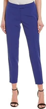 ANNE KLEIN Women's Crepe Slim Pant