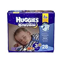 Huggies\x20Overnites\x20Diapers,\x20Size\x203\x2028\x20ea