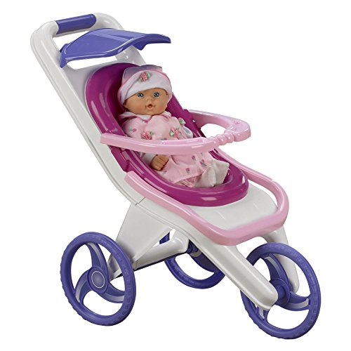 2 Seat Baby Doll Stroller - 8