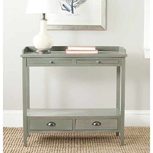 Safavieh American Homes Collection Peter French Grey Console Table