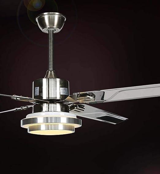 lámpara AK de silencioso Ventilador Ventilador techo Luz de dtQsxBhrC