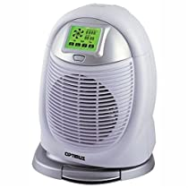 Optimus Digital Oscil Fan Heater w/ Touch Screen Control